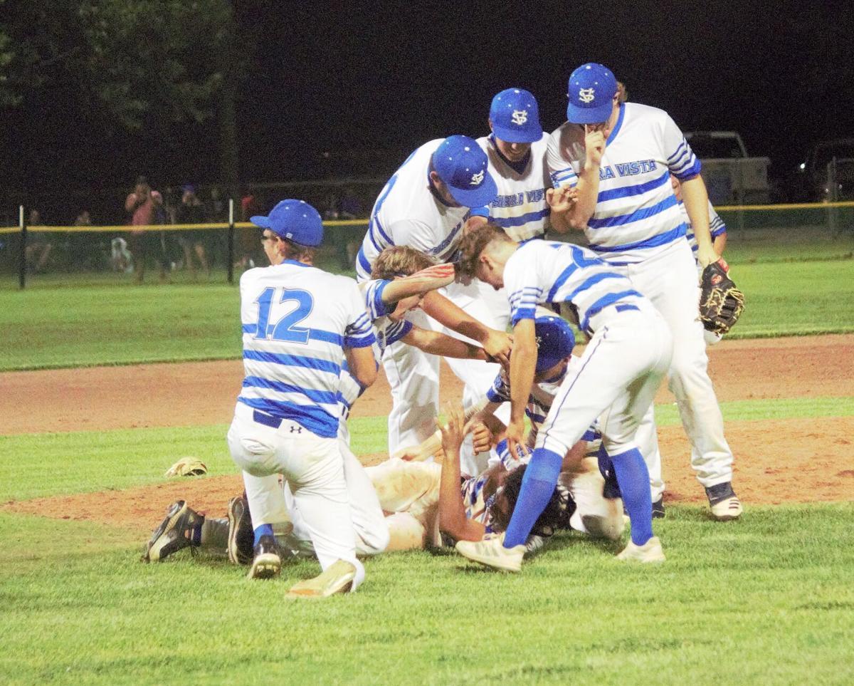 SVLL Seniors win state championship