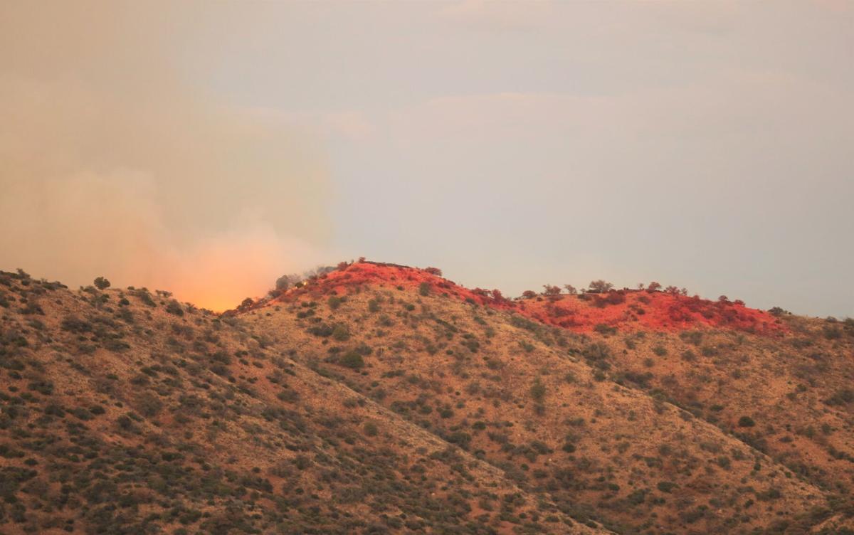 Bisbee Fire 2