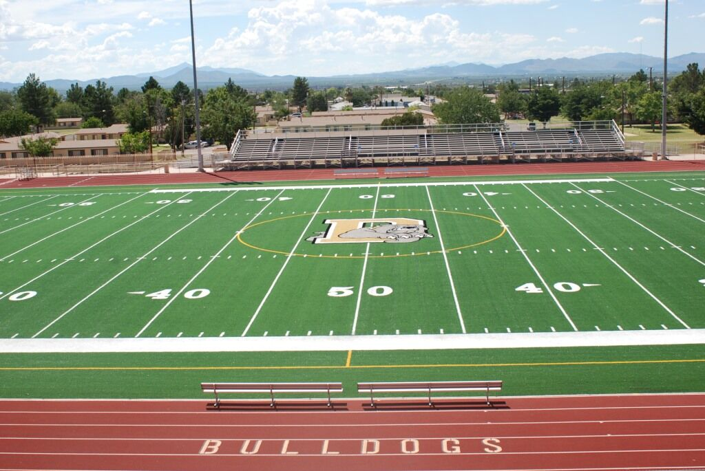 DHS getting new football field