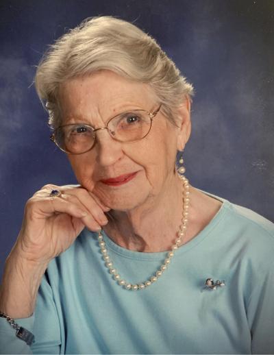 Melba Ailean (Kasten) Hunter, 88