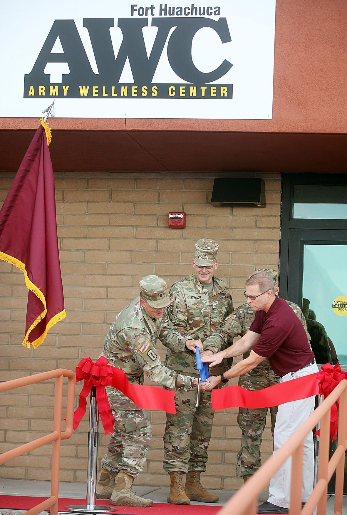 army wellness center