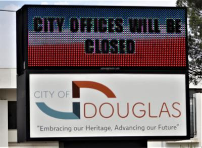 Douglas extends closures of city facilities indefinitely