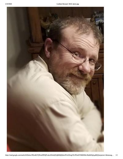 """Bernard """"Mac"""" Linhart, 55"""