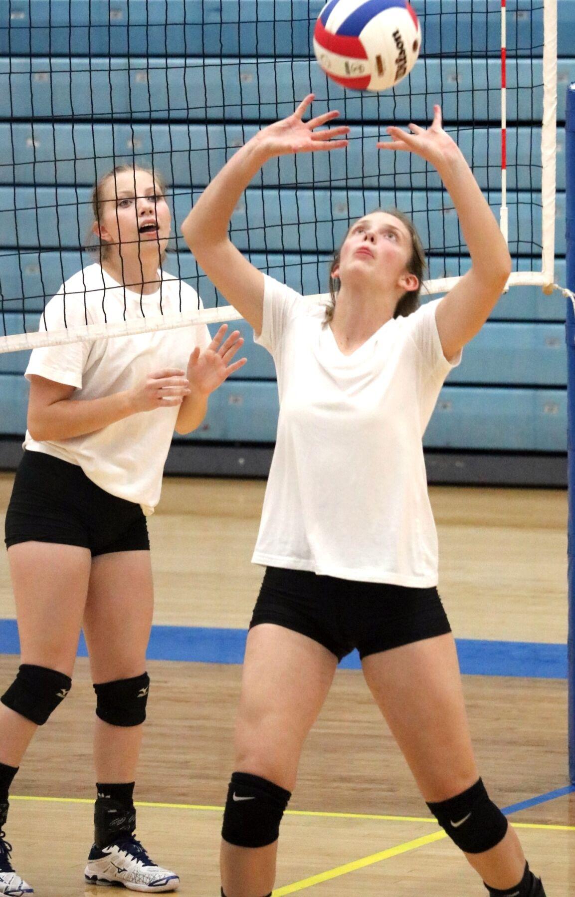 Emileigh Furry -- Buena Volleyball