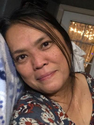 Evelyn Ocariza Barlolong, 49