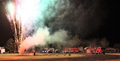 Willcox Fireworks Display 2019