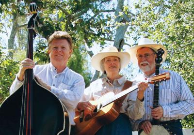 The eclectic Trails & Rails Trio