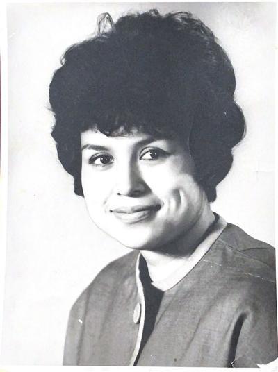 Maria Eichenberger - Seage, 84