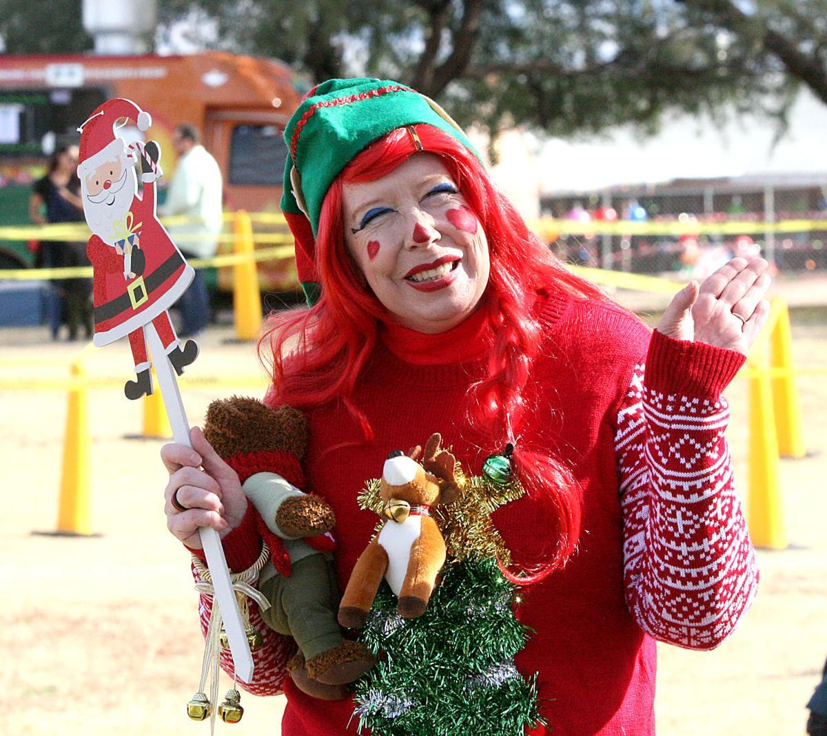 Benson Christmas Parade 2020 Christmas Off Main, Light Parade set holiday tone!   Benson News