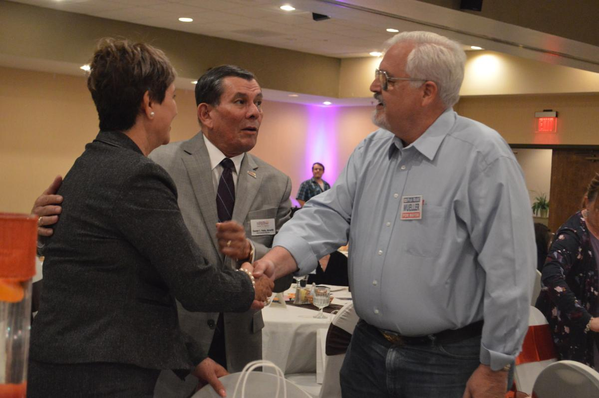 Businesses from Mexico, Arizona come together at SV Hispanic Chamber mixer (copy)