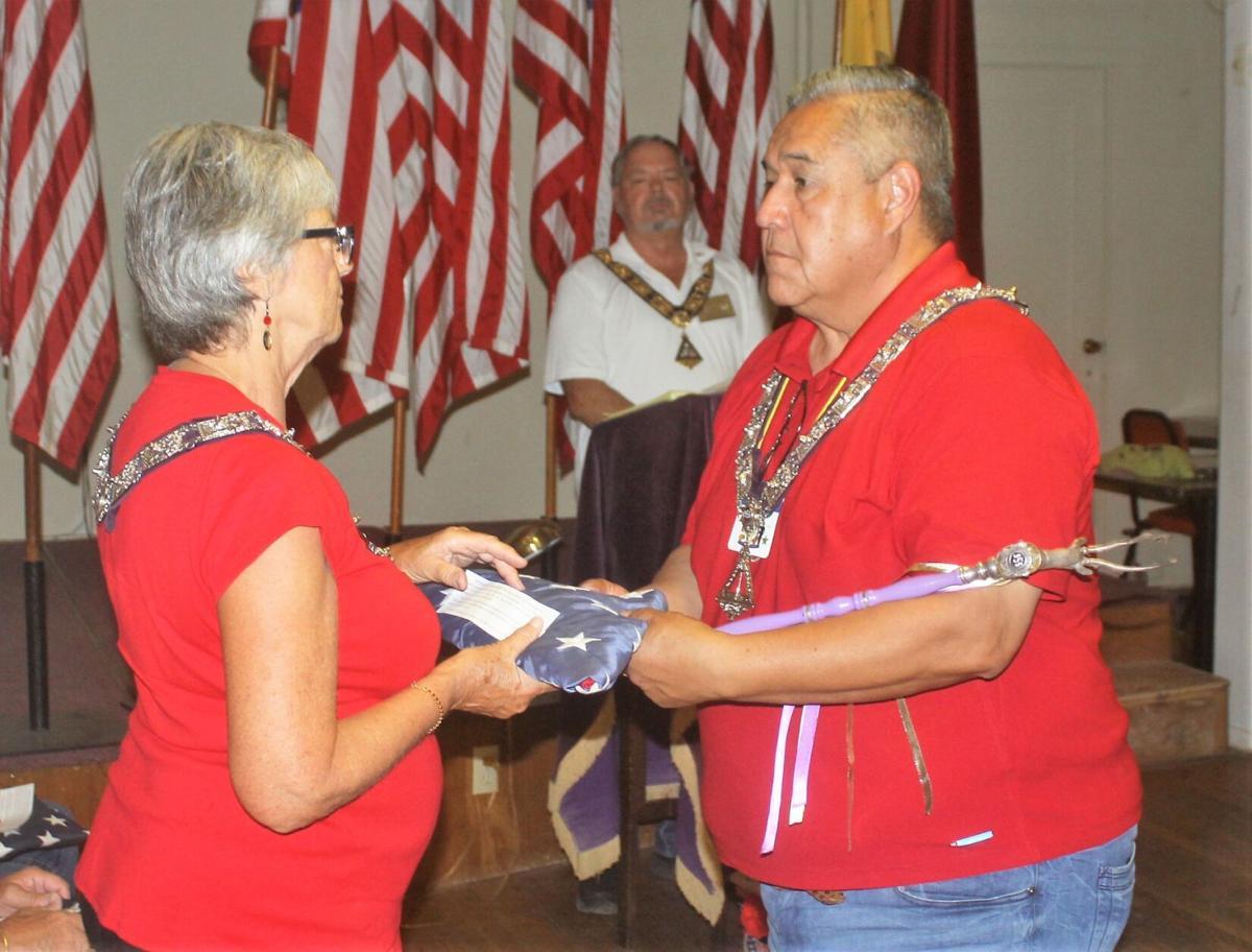 Douglas Elks host Flag Day ceremony