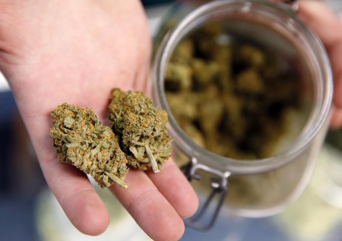Congress Recreational Marijuana Use