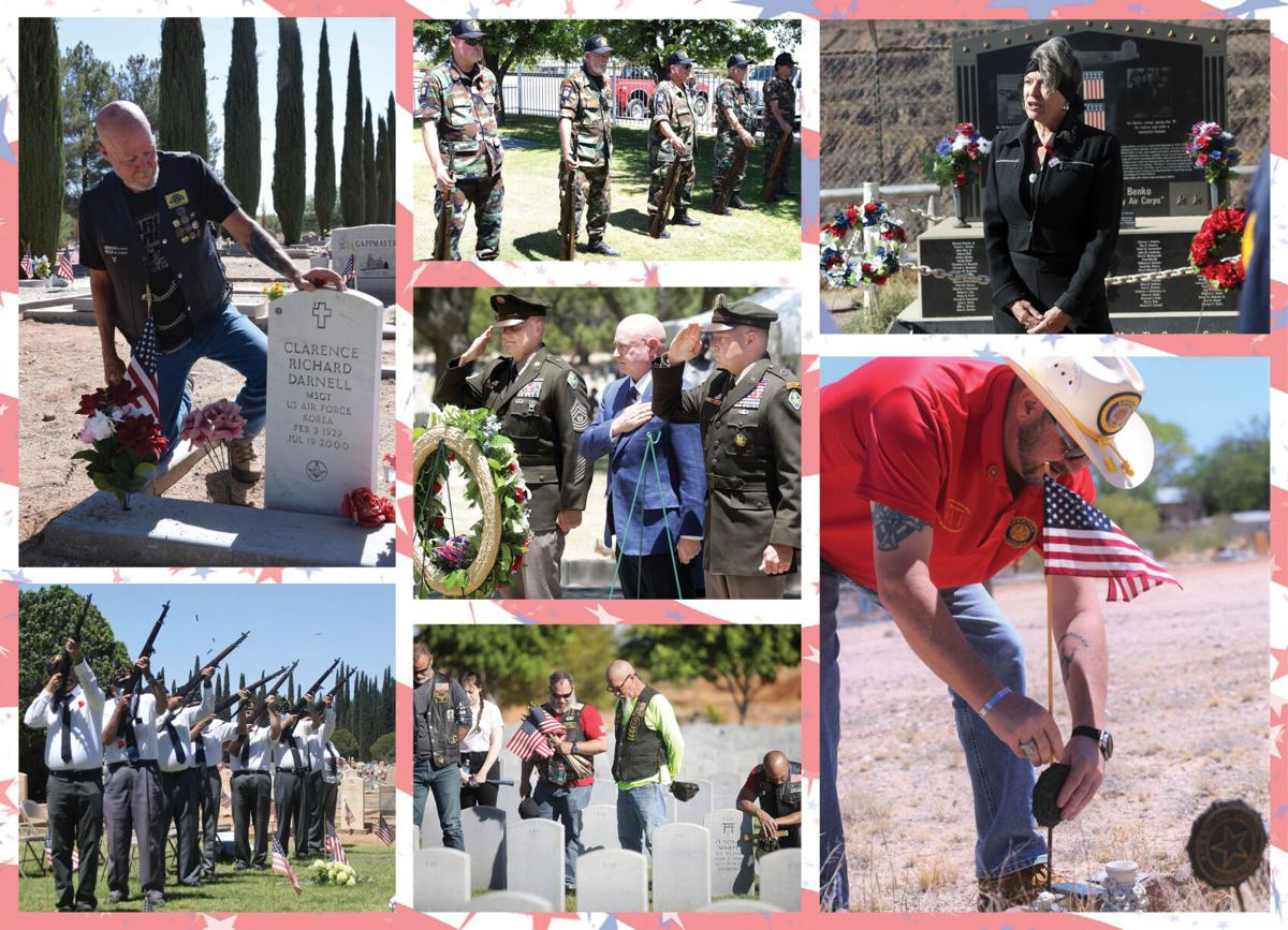 memorial day CP collage