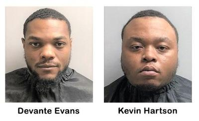 Traffic stop leads to arrest of 2 men wanted for murder in North Dakota