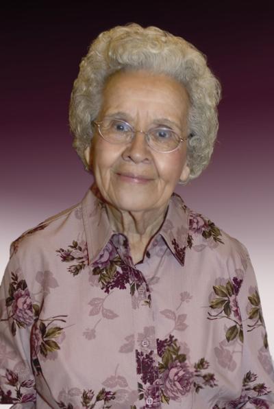 Sarah O. Velasco, 96