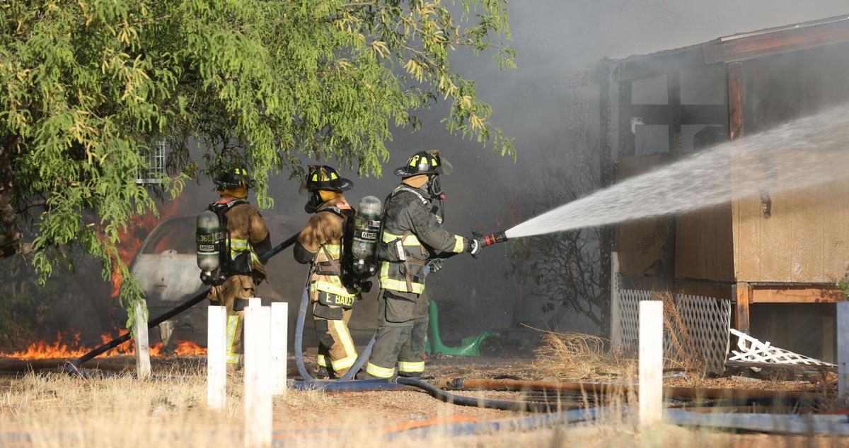 Structure Fire 1