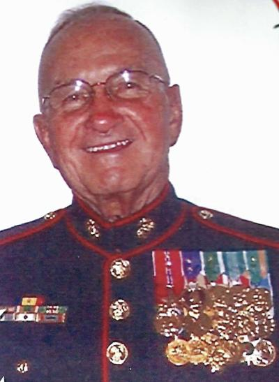 Sergeant Major Norman F. Sponcey photo