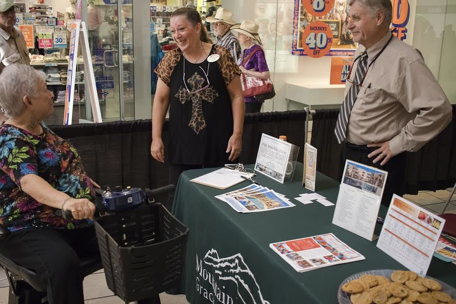 Photos: Home & Business Expo at the Mall at Sierra Vista