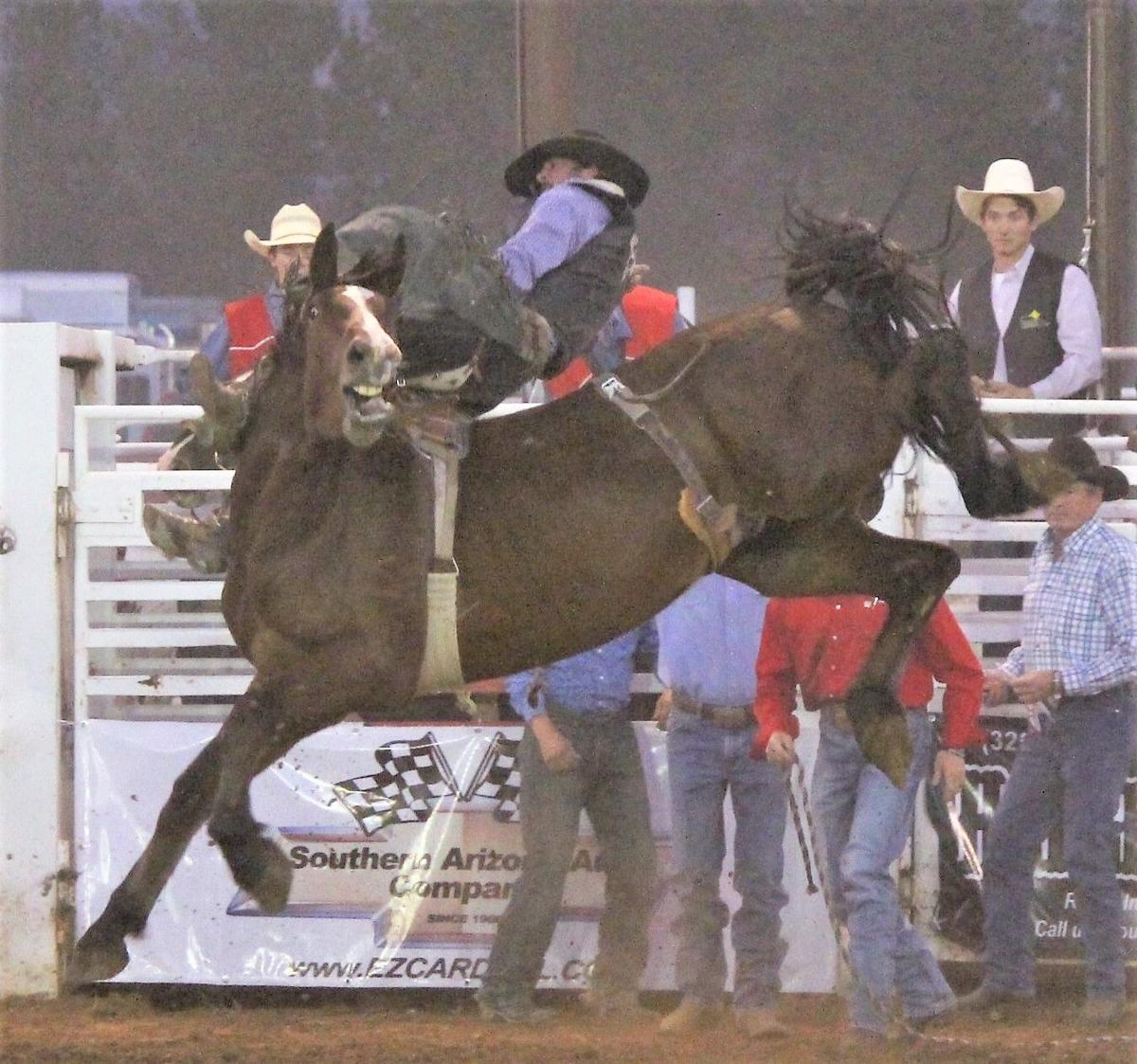 Collegiate rodeo in Douglas this weekend