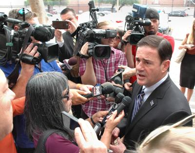 Ducey pans idea to raise wealthy's taxes to fund education