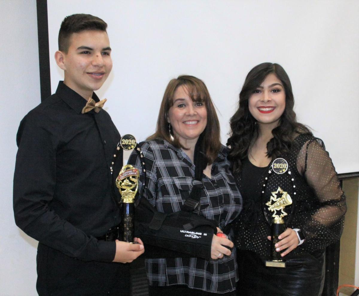 DHS Spiritline honors its athletes at banquet