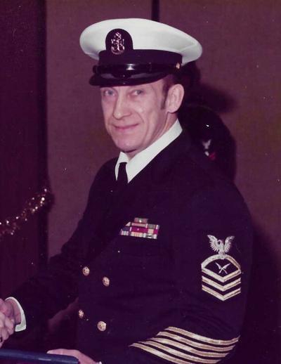 YNC Robert (Bob) LaVern Vernon, USN (Ret)