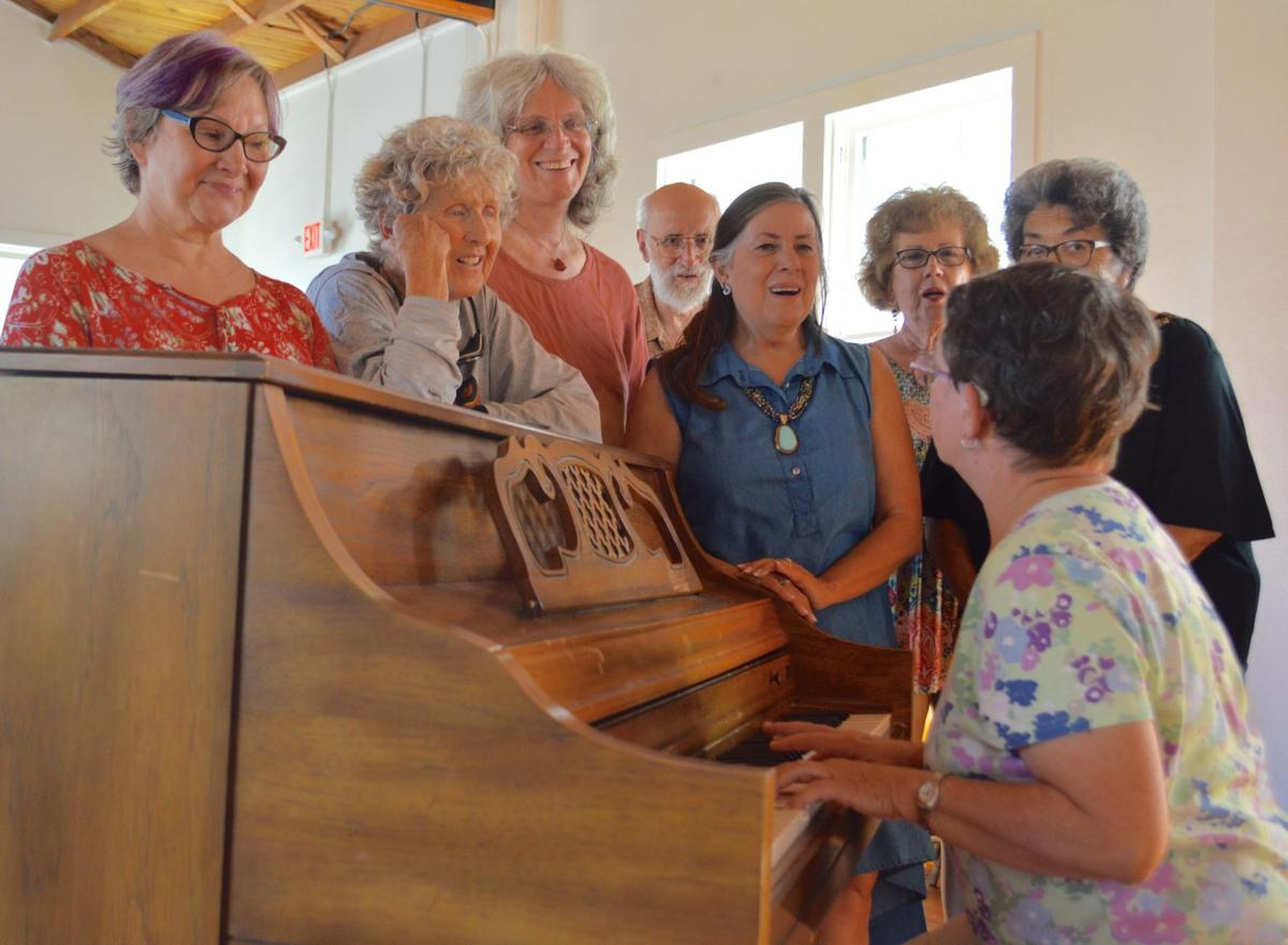 Still bringin' that thrill: Bisbee chorus strong as ever as it begins 30th season