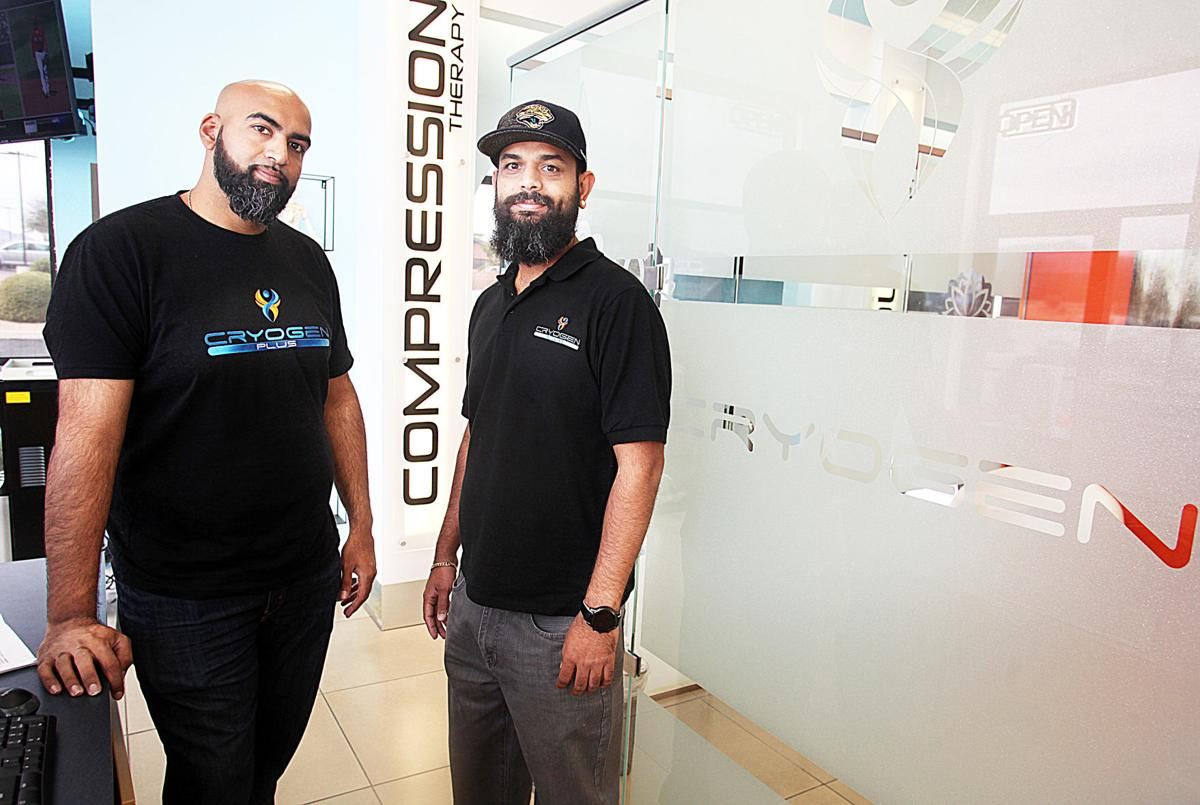Cool it: Family brings cryogen therapy to Sierra Vista