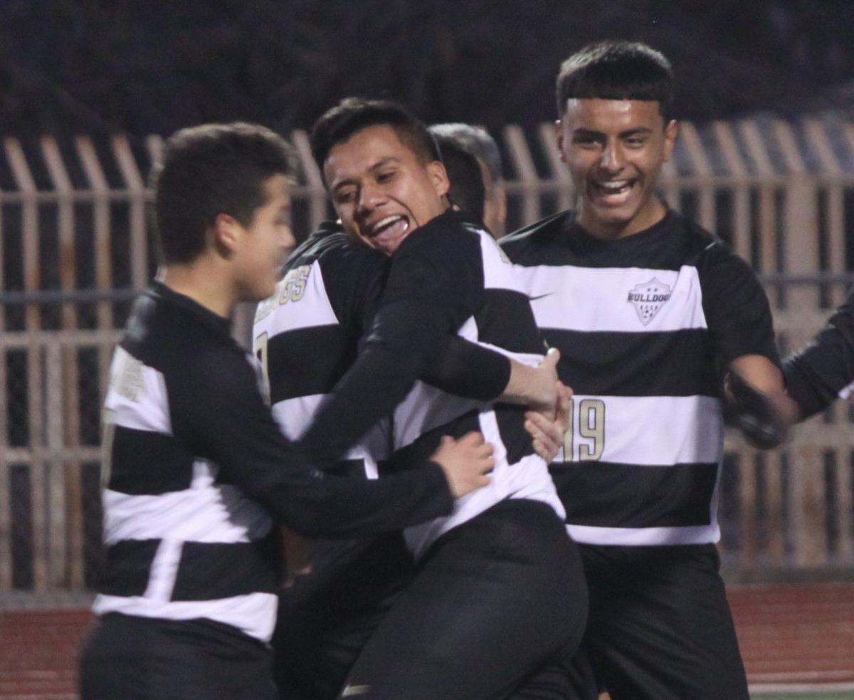 Bulldogs are 3-time Gila Region champions