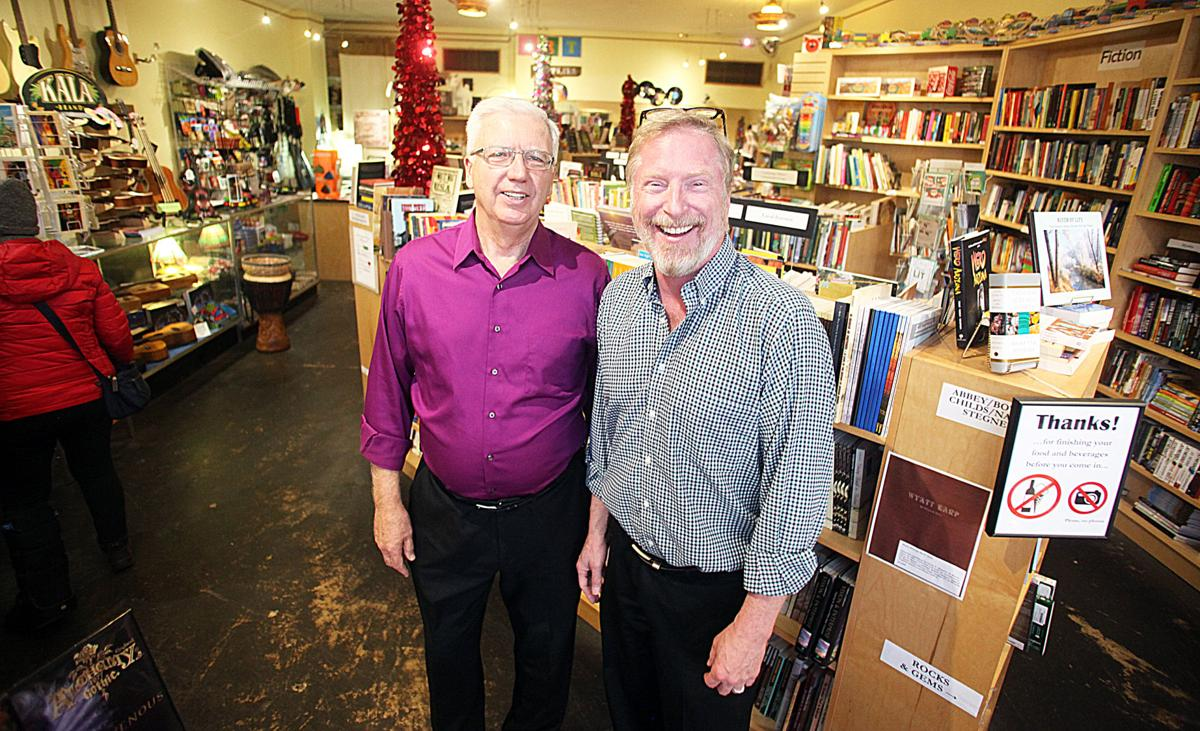 Next chapter: Pair from Chicago take over much loved book, music store in Bisbee