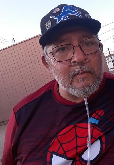 Samuel N Gonzales, 58