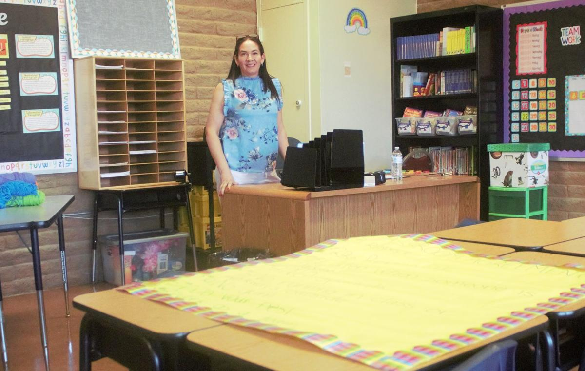 CAS Elementary gets upgrades just in time for school