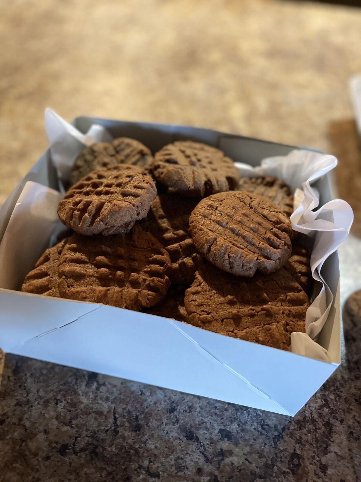 Choco-Peanut Butter Cookies