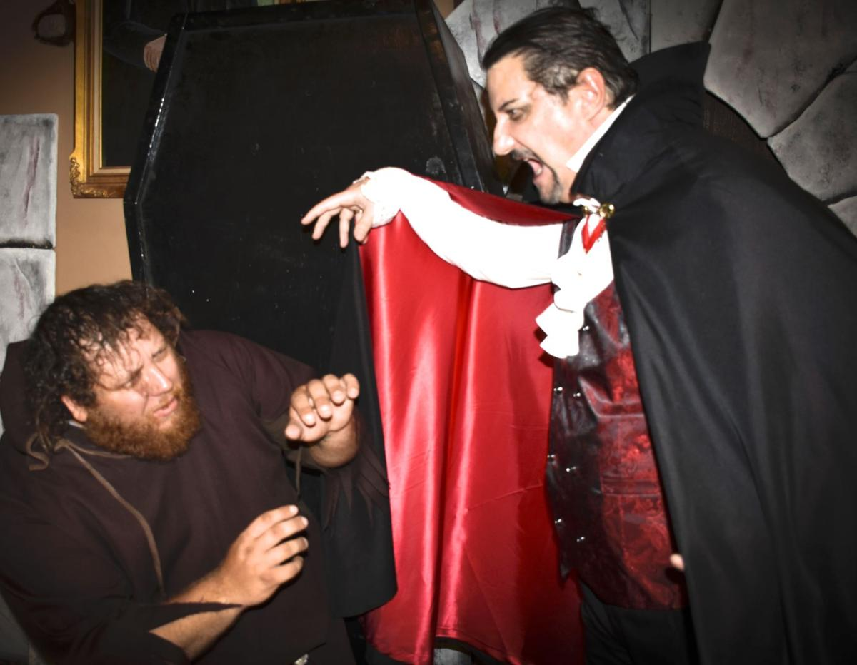 Dracula comes to Tombstone