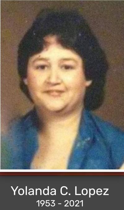 Yolanda C López, 67