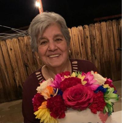 Ramona Machiche, 80
