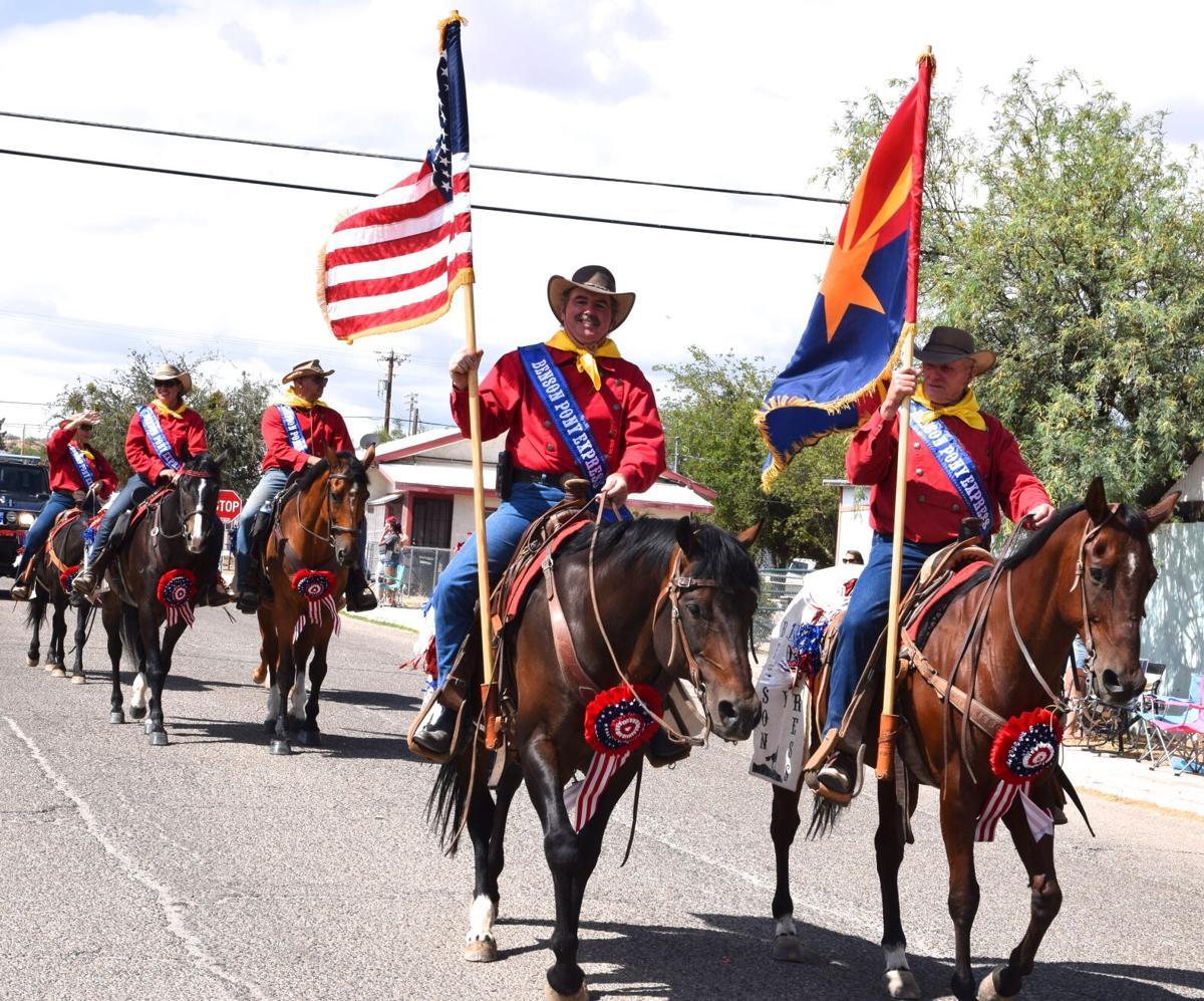 Benson parade 4