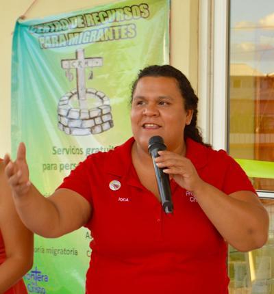 Caring presence: Migrant Resource Center reopens its doors in Agua Prieta