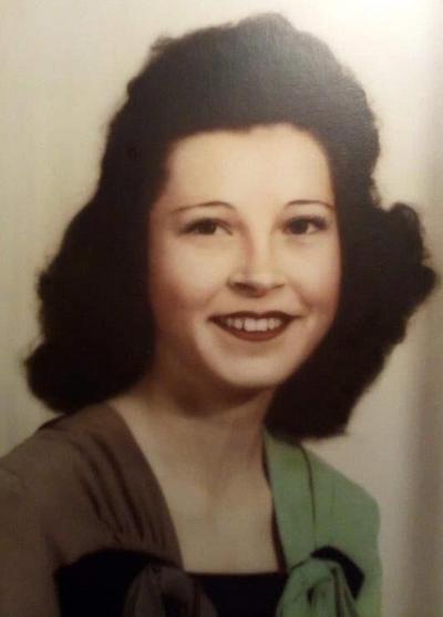 Dorothy Lee Kinnaird St.Clair, 92