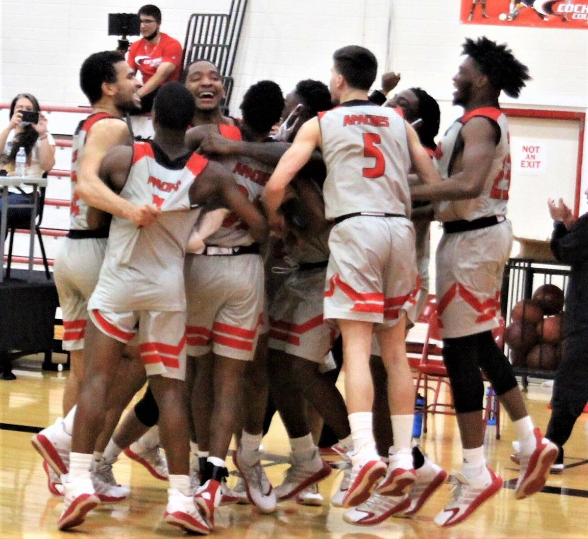 Apaches headed back to NJCAA tournament: Will face Ranger College April 19 in 1st round