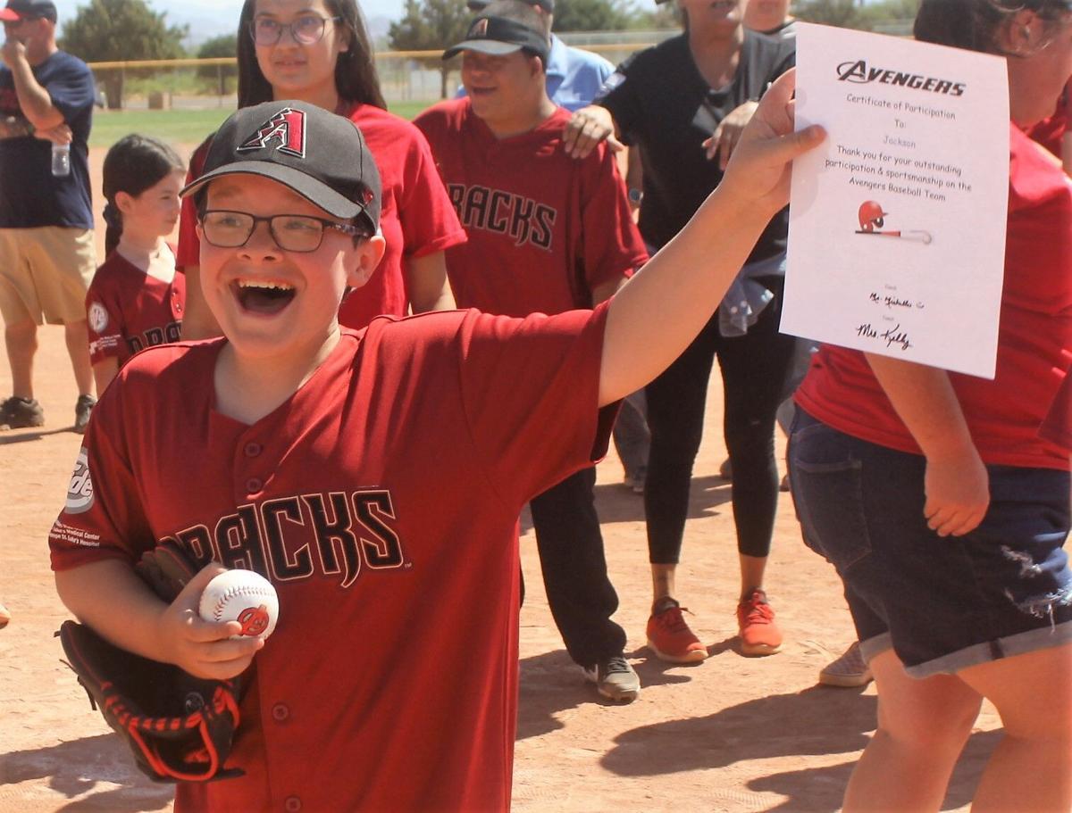 Avengers conclude successful baseball season