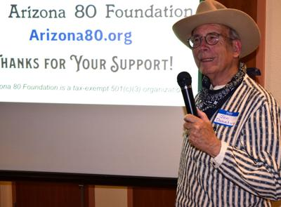 Promoting Historic Arizona 80