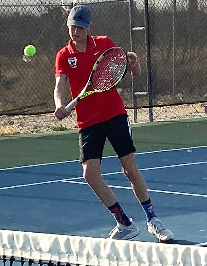 Tennis glory possible for Kauffman and Willcox