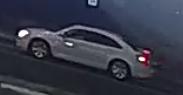 Shooter's car