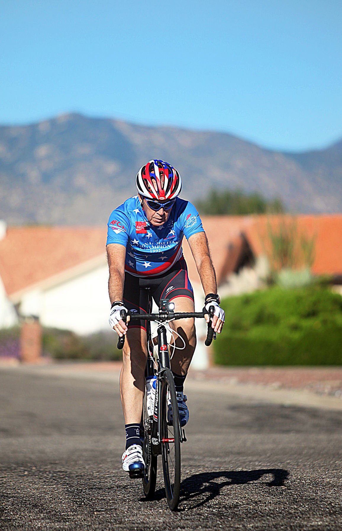 SV man combines love of bicycling, wish to assist others (copy)