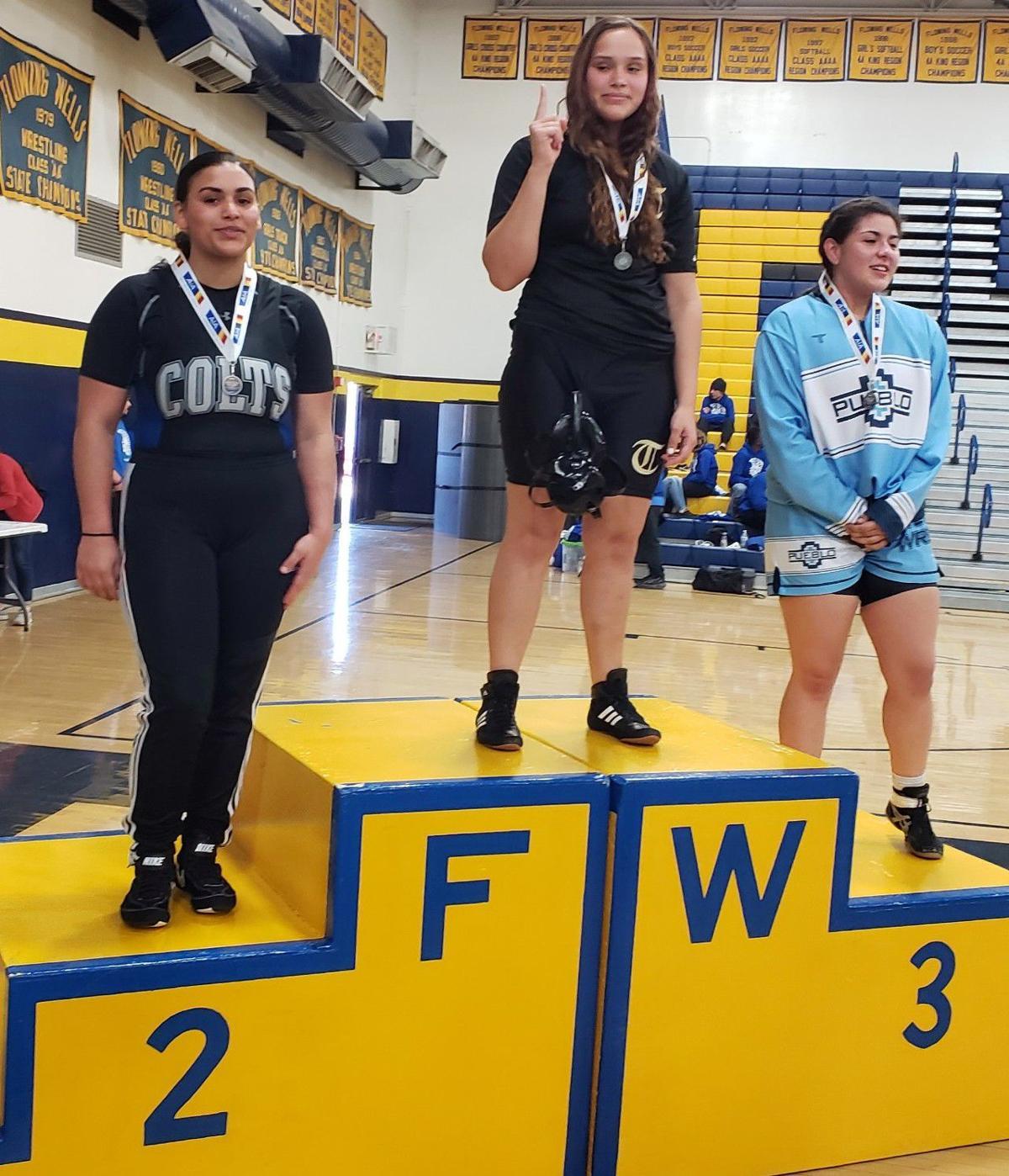 Girls wrestling sectionals 2020