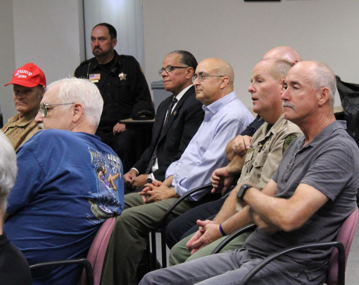 arizona rangers meeting