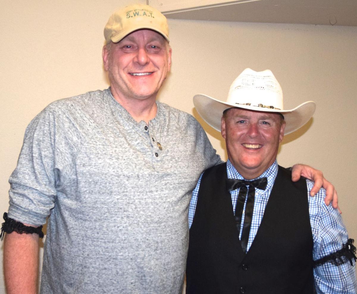 Sizzle celebrates 'The Last Rodeo'