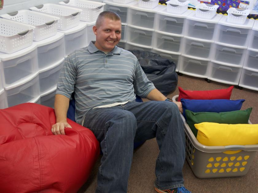 Huachuca City School receives a helping hand from Rotary