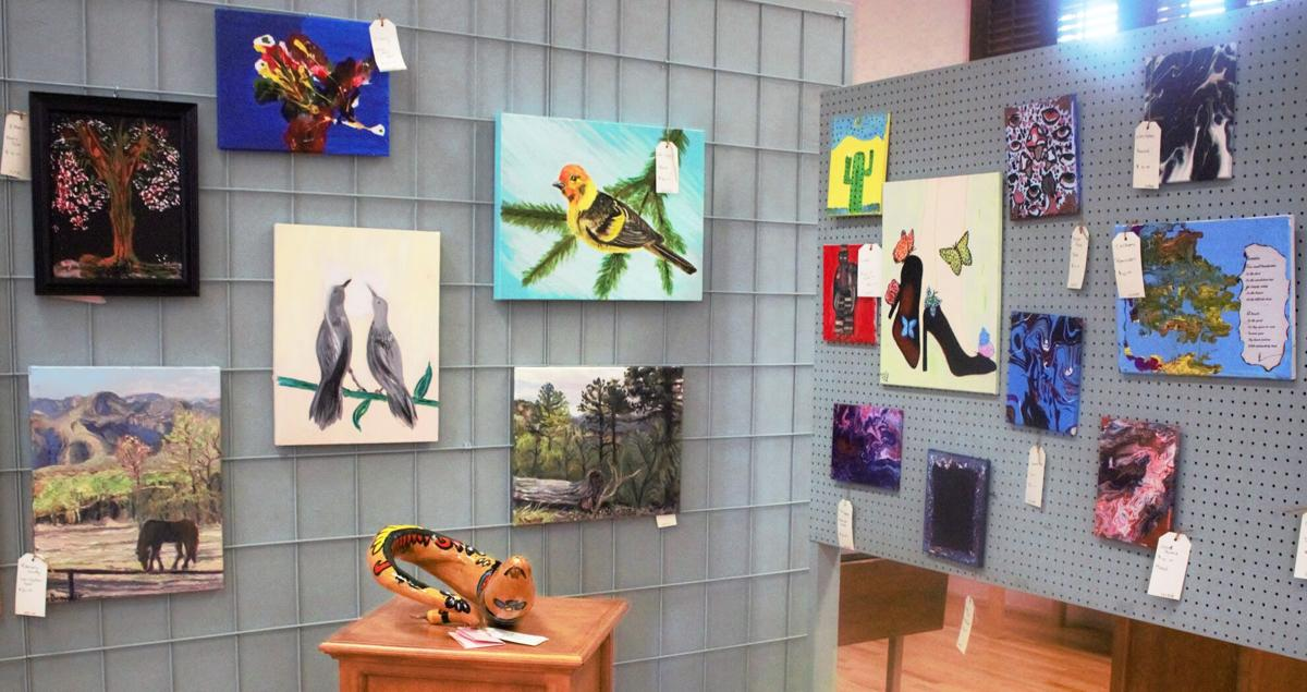 New exhibit on display at The Gallery